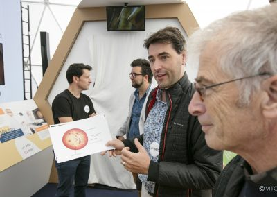Supernova, Eilandje Antwerpen, Stand Vito, Cleantech